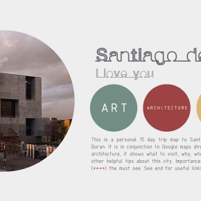 The Free Architecture Guide of Santiago de Chile (PDF)