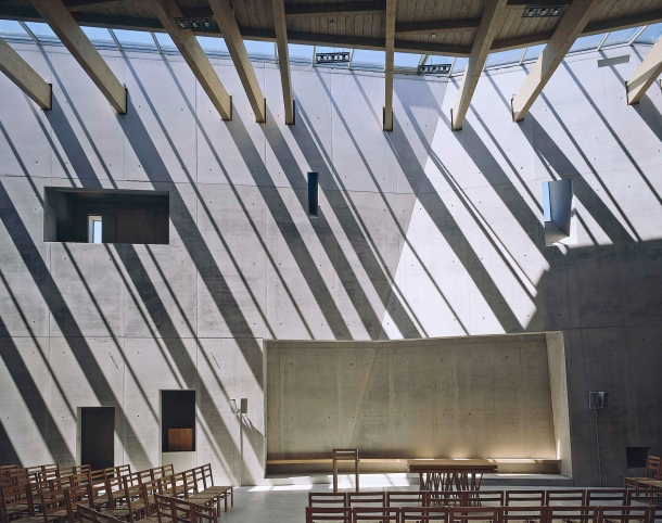 Virginia_Duran_Blog_Double Church for Two Faiths _Kister Scheithauer Gross Architects And Urban Planners_Interior