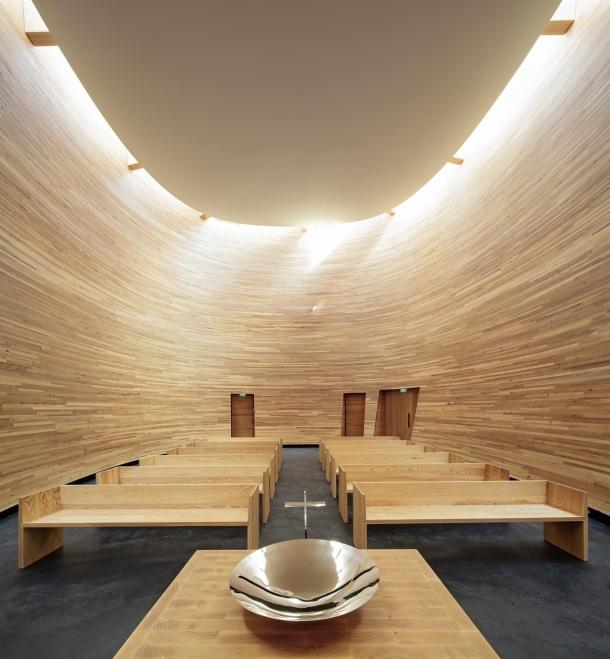 Virginia_Duran_Blog_Kamppi Chapel_ K2S Architects_Interior