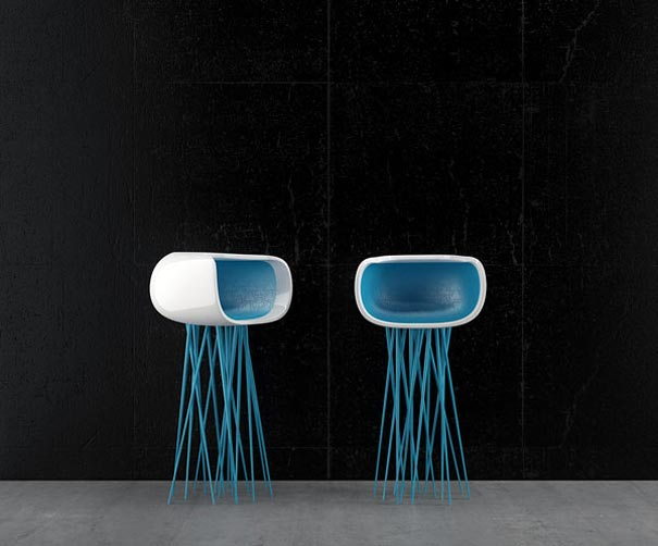 Virginia_Duran_Blog_Millipede-Chair_Michael_Samoriz_Black