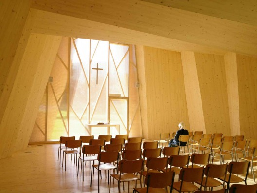 Virginia_Duran_Blog_Temporary_Chapel for the Deaconesses of St-Loup – Localarchitecture_Interior