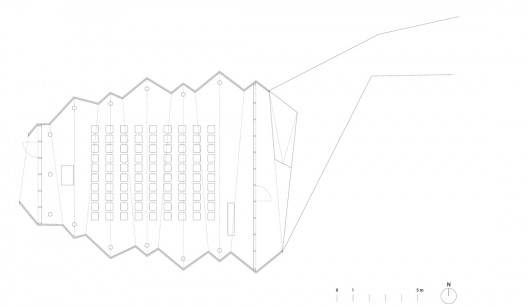 Virginia_Duran_Blog_Temporary_Chapel for the Deaconesses of St-Loup – Localarchitecture_Plan