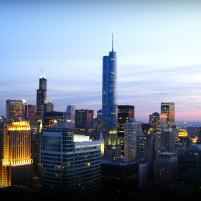 5 Skyline Photographs ofChicago