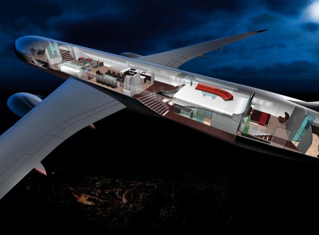7 Amazing Aircraft Interior Designs Virginia Duran