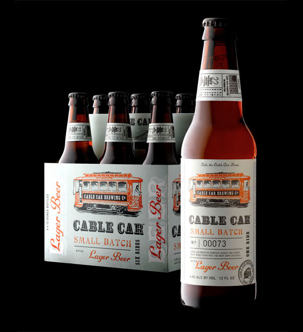 Virginia Duran Blog- Amazing Beer Design- Cablecar