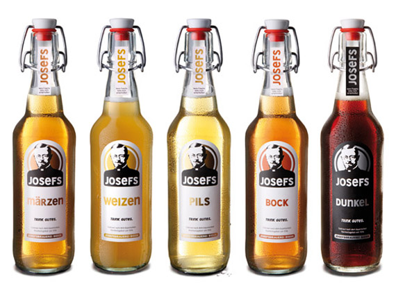 Virginia Duran Blog- Amazing Beer Design- Josefs