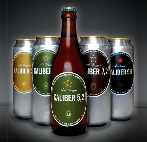 Virginia Duran Blog- Amazing Beer Design- Kaliber