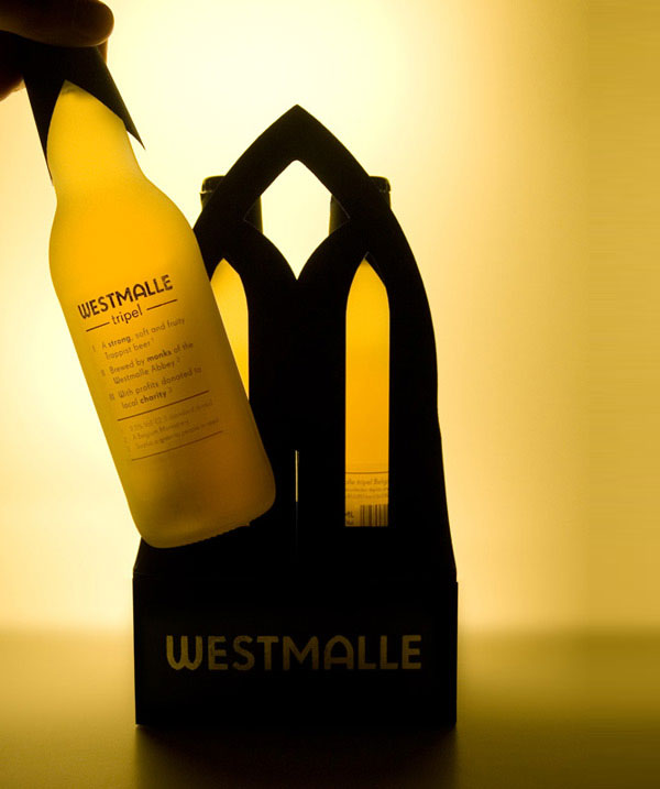 Virginia Duran Blog- Amazing Beer Design- Westmalle