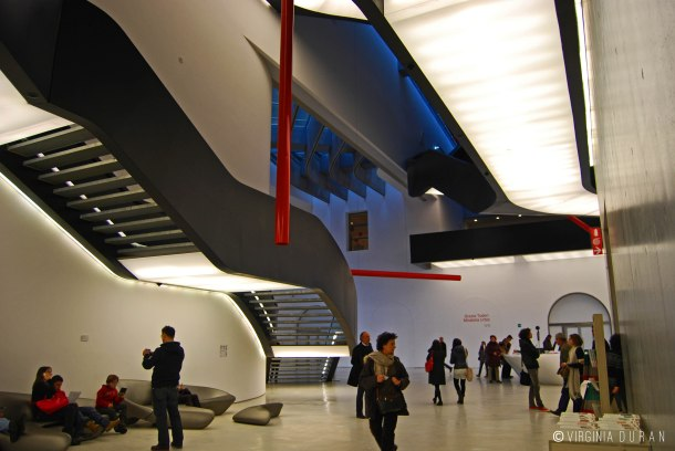 Virginia Duran Blog- MAXXI Museum by Zaha Hadid