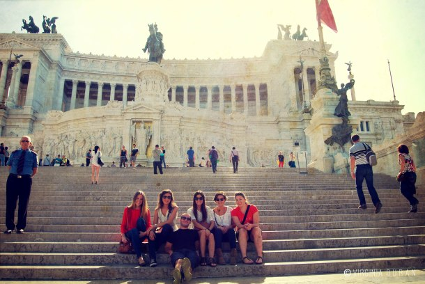 Virginia Duran Blog- Monumento a Vittorio Emanuele II