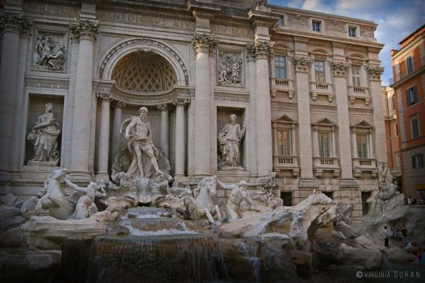 Virginia Duran Blog- Roma-Fontana di Trevi