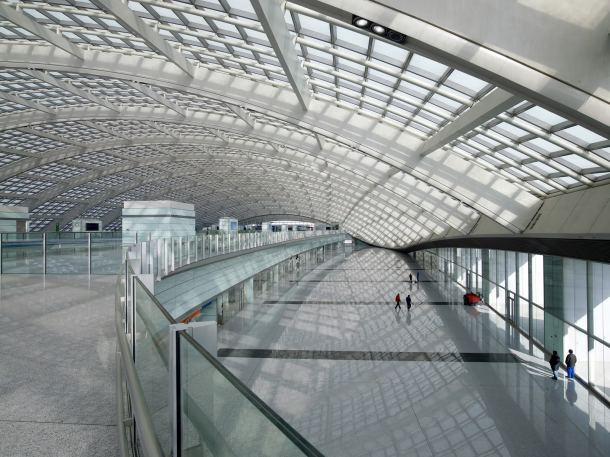 Virginia Duran Blog- Amazing Airports- Beijing International Airport