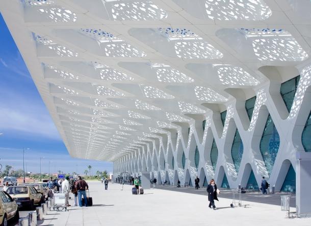 Virginia Duran Blog- Amazing Airports- Menara Marrakech