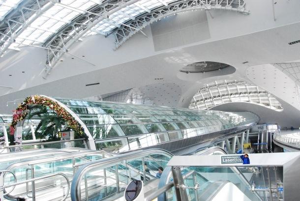 Virginia Duran Blog- Amazing Airports- Seoul Incheon International Airport Star Garden
