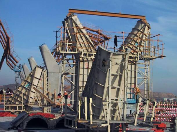 Virginia Duran Blog- Richard Rogers + Estudio Lamela- Madrid Airport- Construction-Exterior 2