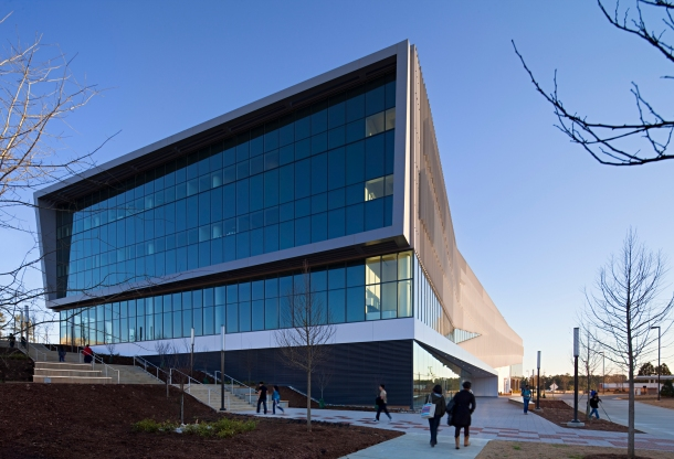 Virginia Duran Blog- Amazing Libraries-Hunt Library -Exterior