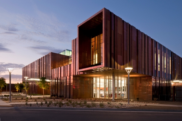 Virginia Duran Blog- Amazing Libraries-South Mountain Community Library
