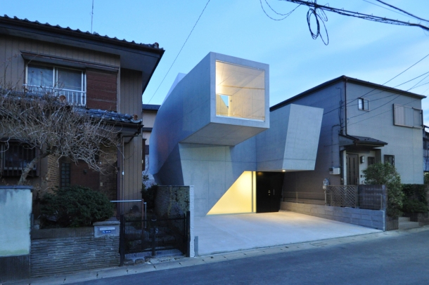 Virginia Duran Blog- Naked Architecture- House in Abiko