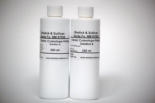 Virginia Duran Blog_How To Make Creative Cyanotype Prints_Chemicals