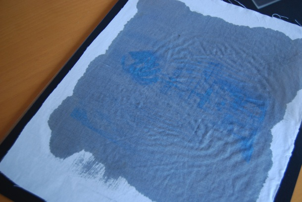 Virginia Duran Blog_How To Make Creative Cyanotype Prints_Fabric