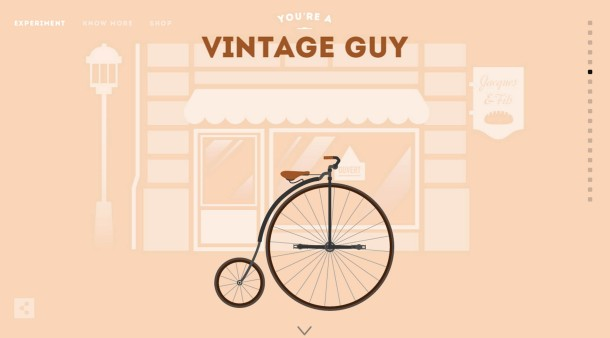 Virginia Duran Blog- Best New Web Design - Inspiration- cyclemon