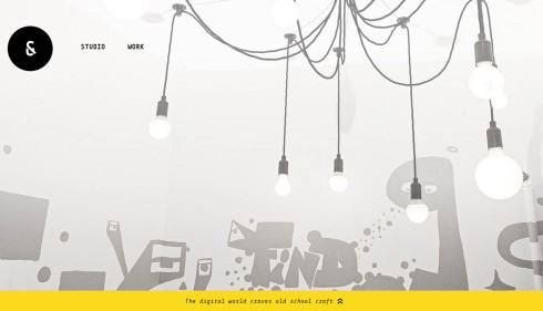 Virginia Duran Blog- Best New Web Design - Inspiration- findandform