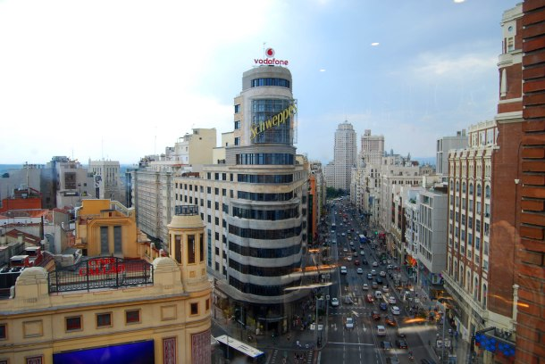 Virginia Duran Blog- Best Rooftops of Madrid- Gourmet Experience 3