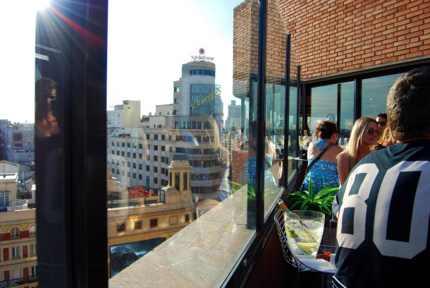 Virginia Duran Blog- Best  Rooftops of Madrid- Gourmet Experience B