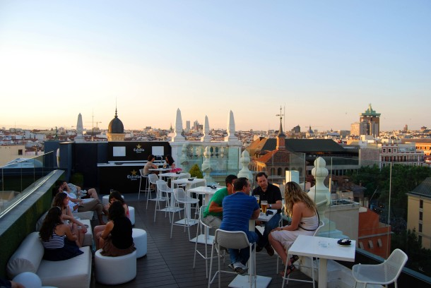 Virginia Duran Blog- Best Rooftops of Madrid- Hotel Ada by Narciso Bermejo North