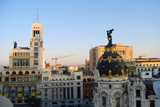 Virginia Duran Blog- Best  Rooftops of Madrid- Hotel Ada by Narciso Bermejo