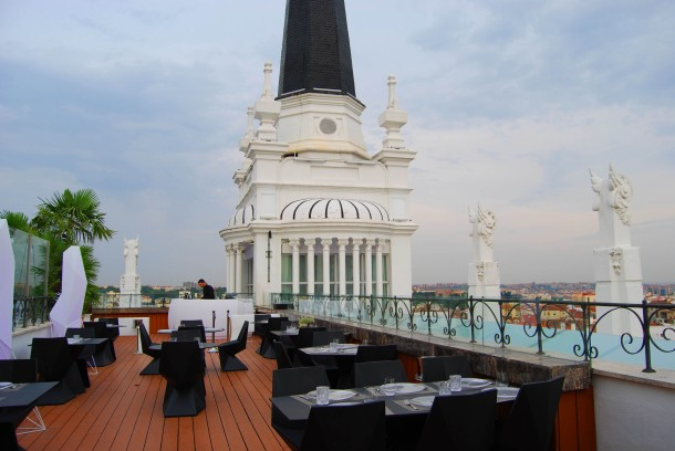 Virginia Duran Blog- Best  Rooftops of Madrid- ME hotel 1