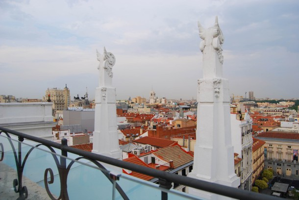 Virginia Duran Blog- Best Rooftops of Madrid- ME hotel 2
