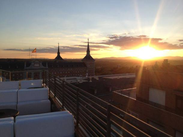 Virginia Duran Blog- Best  Rooftops of Madrid- Mercado de Moncloa 2