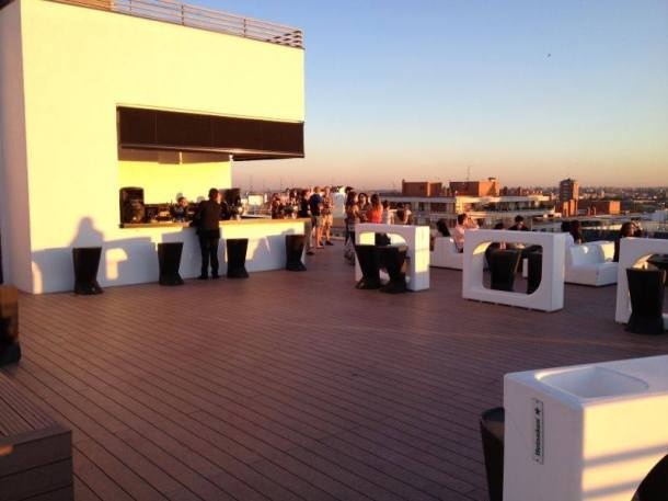 Virginia Duran Blog- Best Rooftops of Madrid- Mercado de Moncloa
