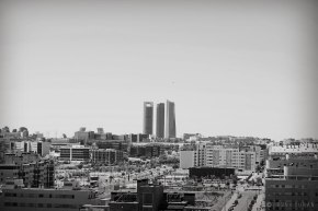 5 Skyline Photographs of Madrid