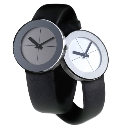 Virginia Duran Blog- Beautiful Watches designed by Architects- Mario Botta for Pierre Junod
