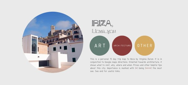 Virginia Duran Blog- Ibiza Architecture Guide 2017 PDF
