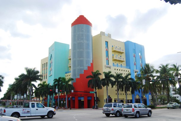 Virginia Duran Blog- Miami-Photography- Art Deco Building- 5th street