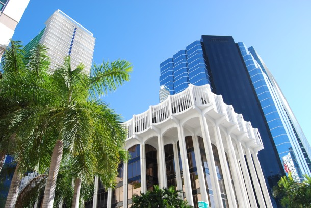 Virginia Duran Blog- Miami-Photography- Colonnade Plaza by O. K. Houstoun, Jr. & H. Maxwell Parish