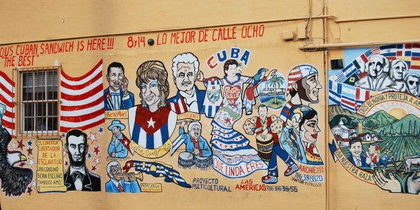 Virginia Duran Blog- Miami-Photography- Little Havana Mural