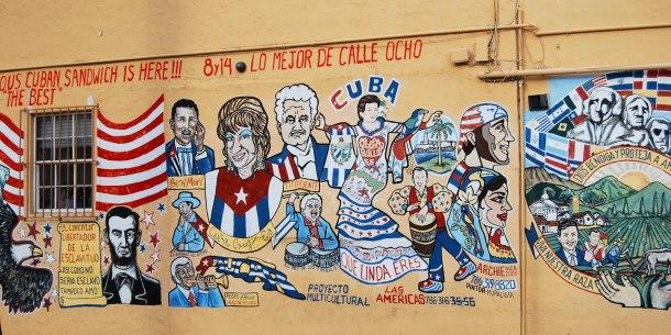 Virginia Duran Blog- Miami-Photography- Little Havana Mural