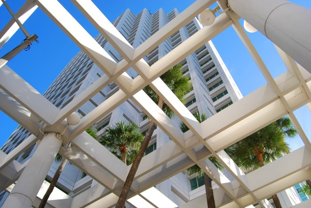Virginia Duran Blog- Miami-Photography- One Brickell Square by Skidmore, Owings & Merrill