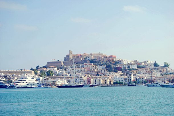 Virginia Duran Blog- The Best 15 Panoramas of Ibiza- Fortress