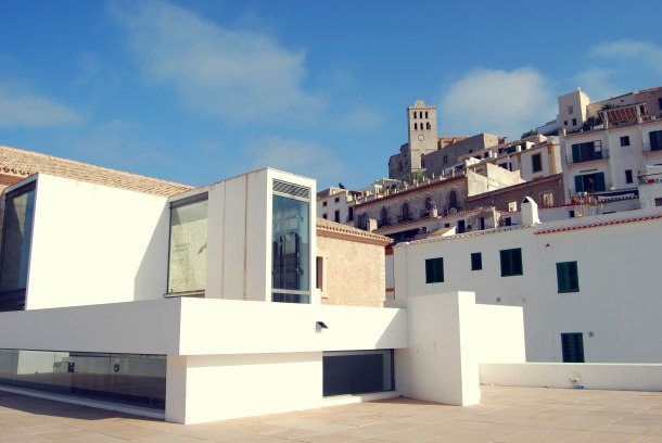 Virginia Duran Blog- The Best 15 Panoramas of Ibiza- Museu D'Art Contemporani Museum