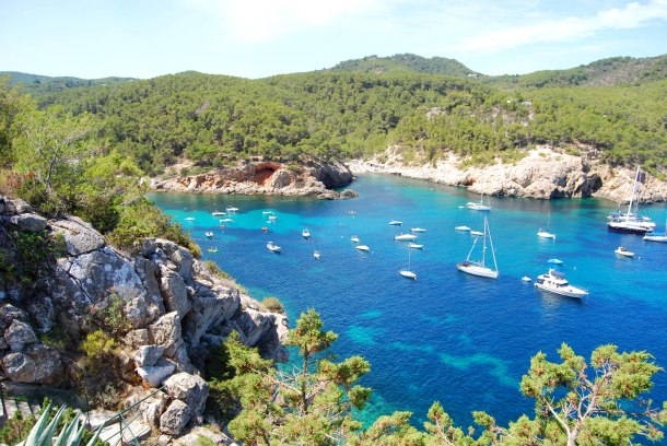 Virginia Duran Blog- The Best 15 Panoramas of Ibiza- San Miguel de Balansat Port