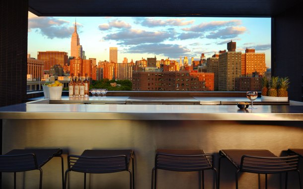 Virginia Duran Blog- Amazing Buildings You Shouldn't Miss Around The High Line- Hotel Americano New York