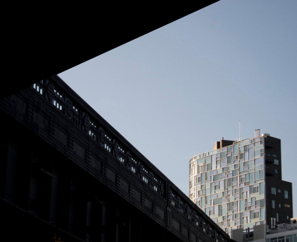 Virginia Duran Blog- Amazing Buildings You Shouldn't Miss Around The High Line- Jean Nouvel exterior New York