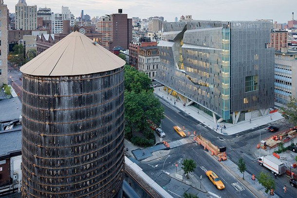 Virginia Duran Blog- Architecture and Education - Cooper Union by Morphosis