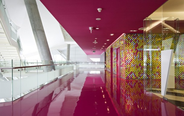 Virginia Duran Blog- Architecture and Education - Creative Center at Bangkok University by Supermachine Studio Interior 4