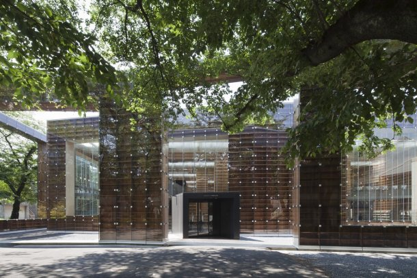 Virginia Duran Blog- Architecture and Education - MUSASHINO ART UNIVERSITY MUSEUM + LIBRARY by Sou Fujimoto